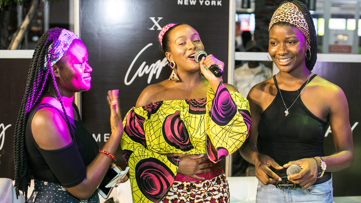 What You Missed at the Maybelline X Cuppy Meet and Greet