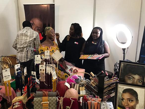 Africa Makeup and Beauty Fair