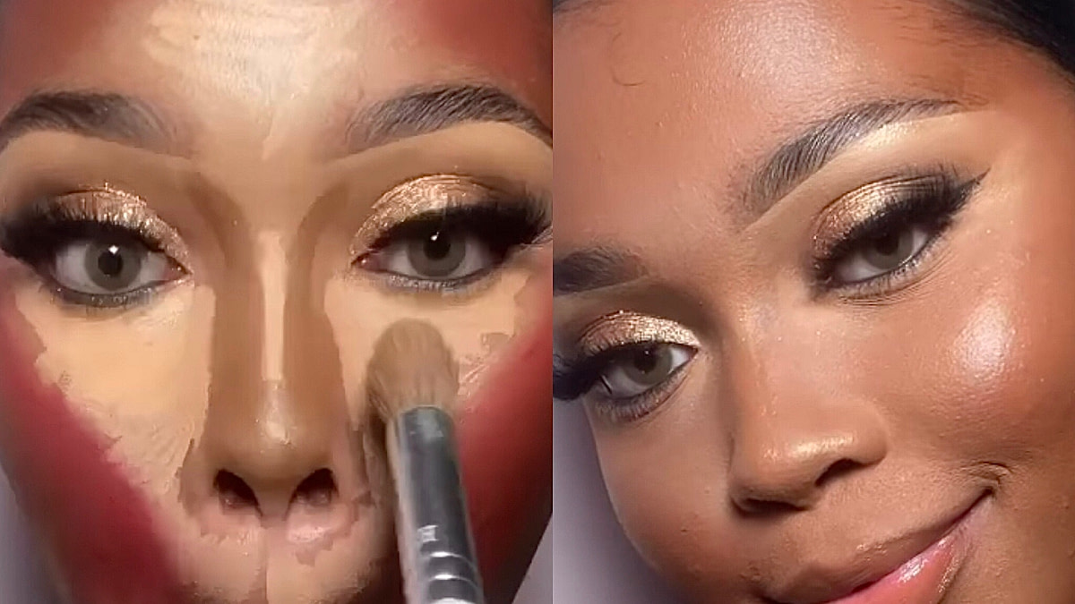 The Ghanaian Makeup Artists'  Guide to Underpainting