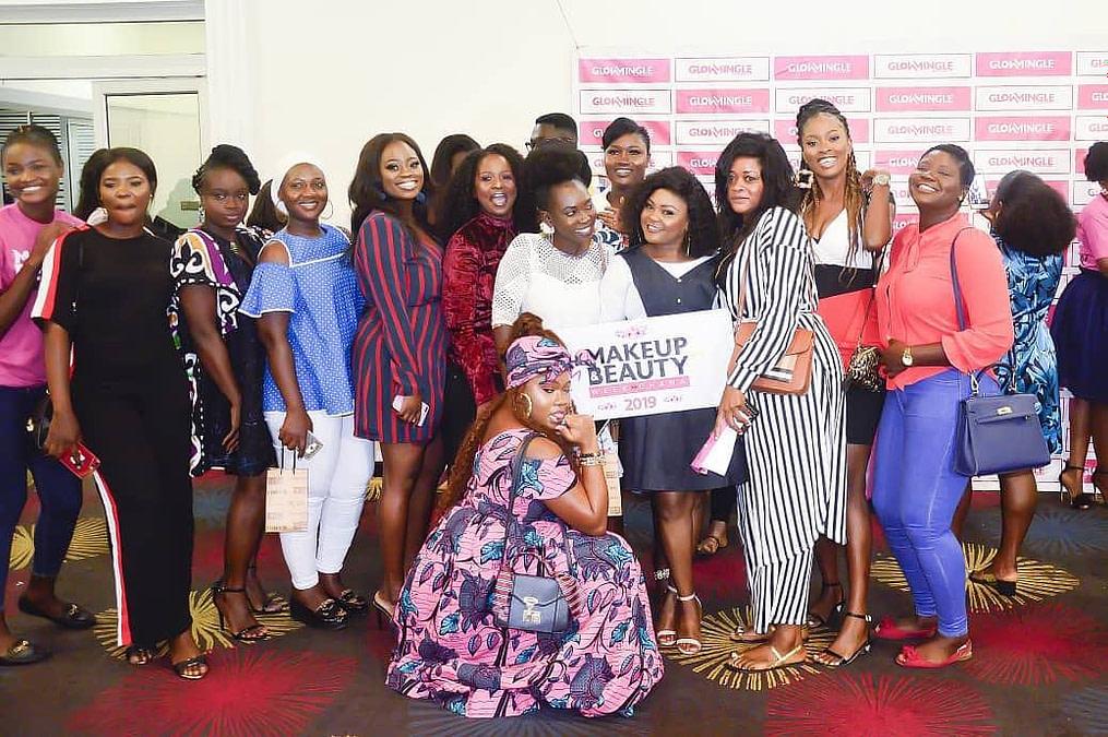 Makeup Ghana Hosts the Glow and Mingle Soiree with a Twist