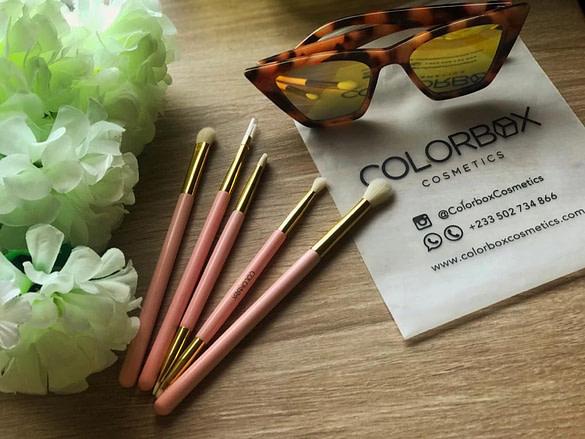 colorbox cosmetics eye power girl power eye brush set
